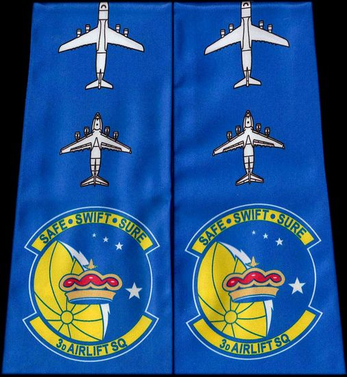 Northrop And Johnson >> Pilot & Crew Flight Suit Scarves